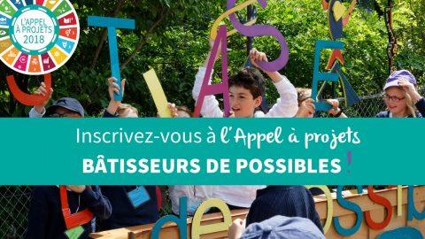 Cette année relever les défis du développement durable avec vos élèves !