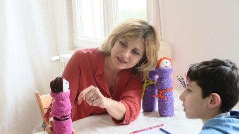 """Et si les enfants étaient acteurs de leur bien-être à l'école ? C'est le cas de la """"P'tite boite"""" !"""