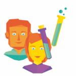 Logo du groupe Recherche-action Bâtisseurs de possibles 2017/2018